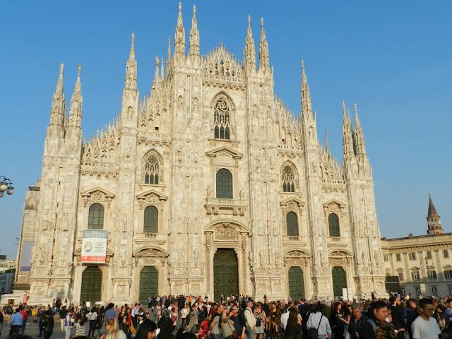 Roteiro completo - 22 dias no norte da Itália, com San Marino - Duomo de Milão