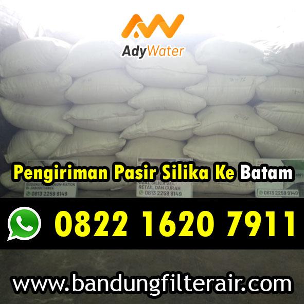 Pasir Silika Halus | Harga Pasir Silika Per M3 | Jual Pasir Silika Bandung | untuk Filter Air, Sandblasting | Ady Water