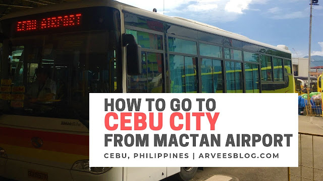 How to commute to Cebu City from Mactan Airport via Sugbo Transit