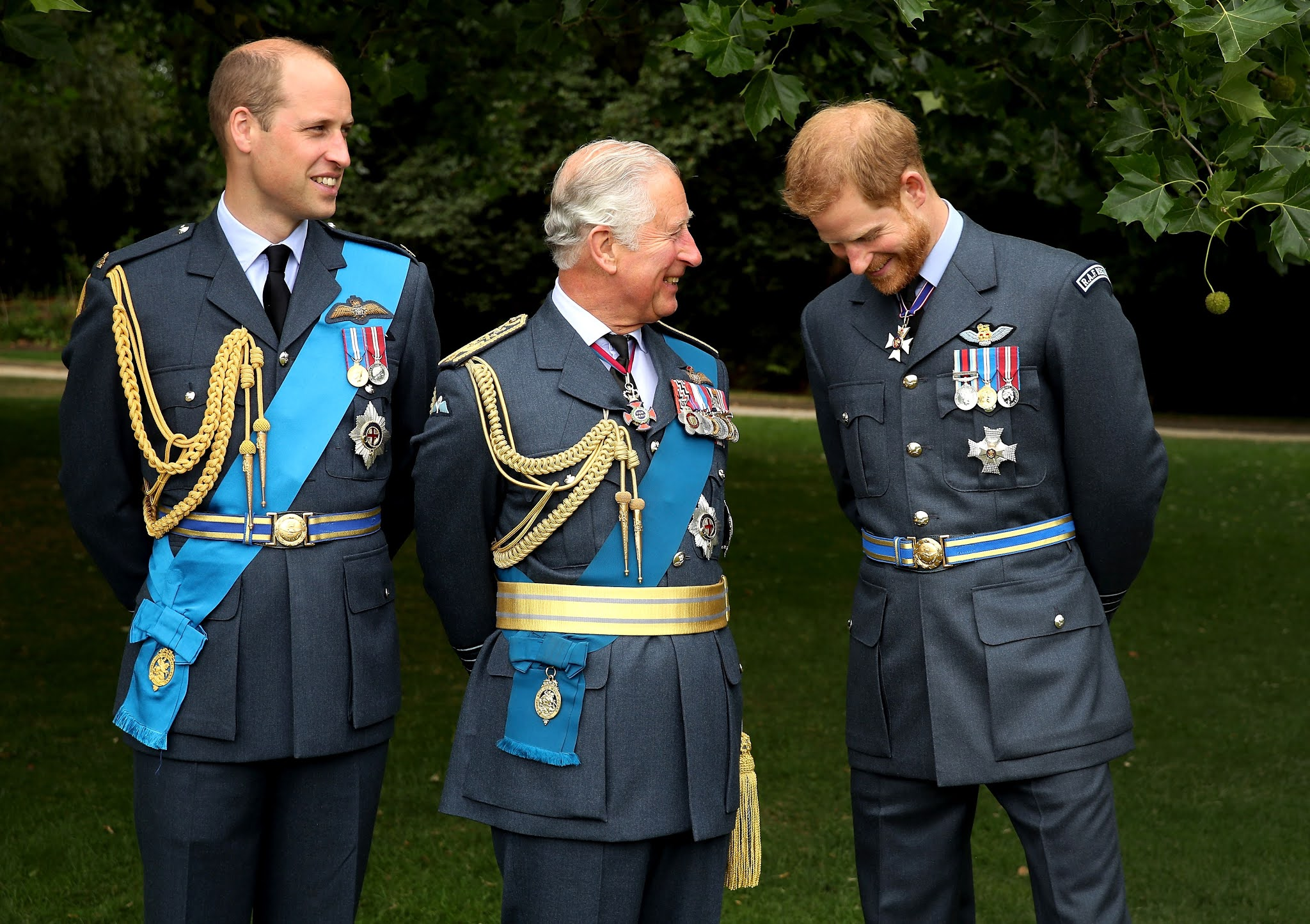 Prince Charles and Prince William talked to Prince Harry, why it is a news