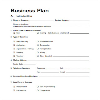 business plan template doc