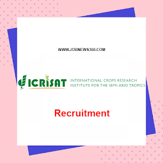 ICRISAT Recruitment 2020 for Scientific Officer