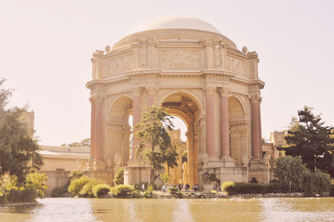 free things to do in San Francisco palace of fine arts
