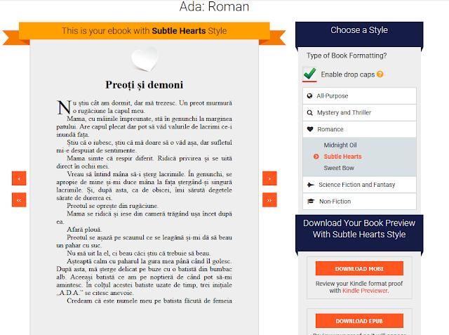Draft2Digital este cea mai buna platforma gratuita de publicare carti