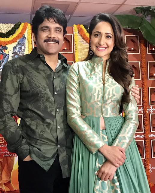 Actress PragyaJaiswal Latest Photos