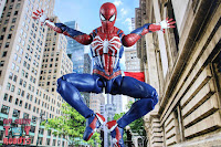 S.H. Figuarts Spider-Man Advanced Suit 21
