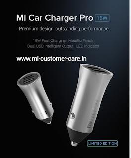 mi 18 w car charger pro