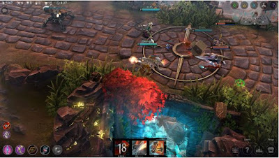 Screenshot Vainglory Game For Android