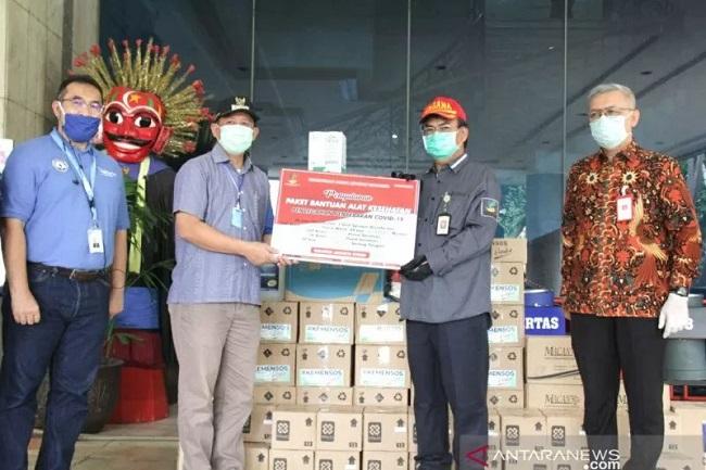 Kemensos Penuhi Kebutuhan Alkes TPS Kelompok Rentan Jakarta