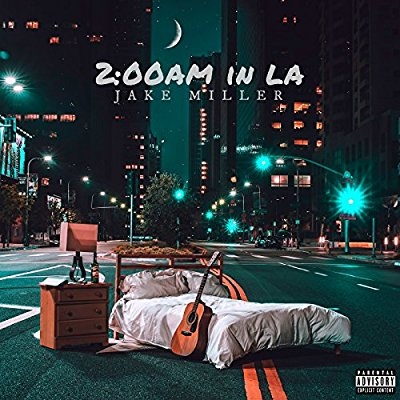 Jake Miller - 2:00am In LA - Album Download, Itunes Cover, Official Cover, Album CD Cover Art, Tracklist