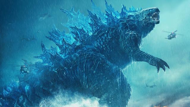 Video Trailer Baru dari Film 'Godzilla: King of the Monsters' Telah Dirilis