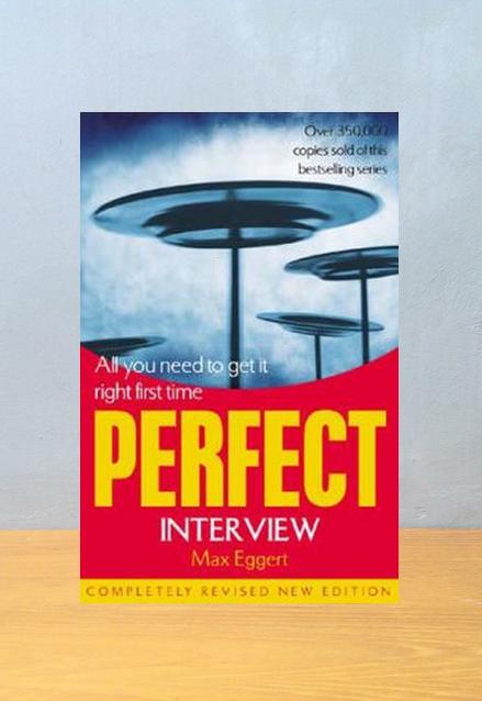 PERFECT INTERVIEW, Max Eggert