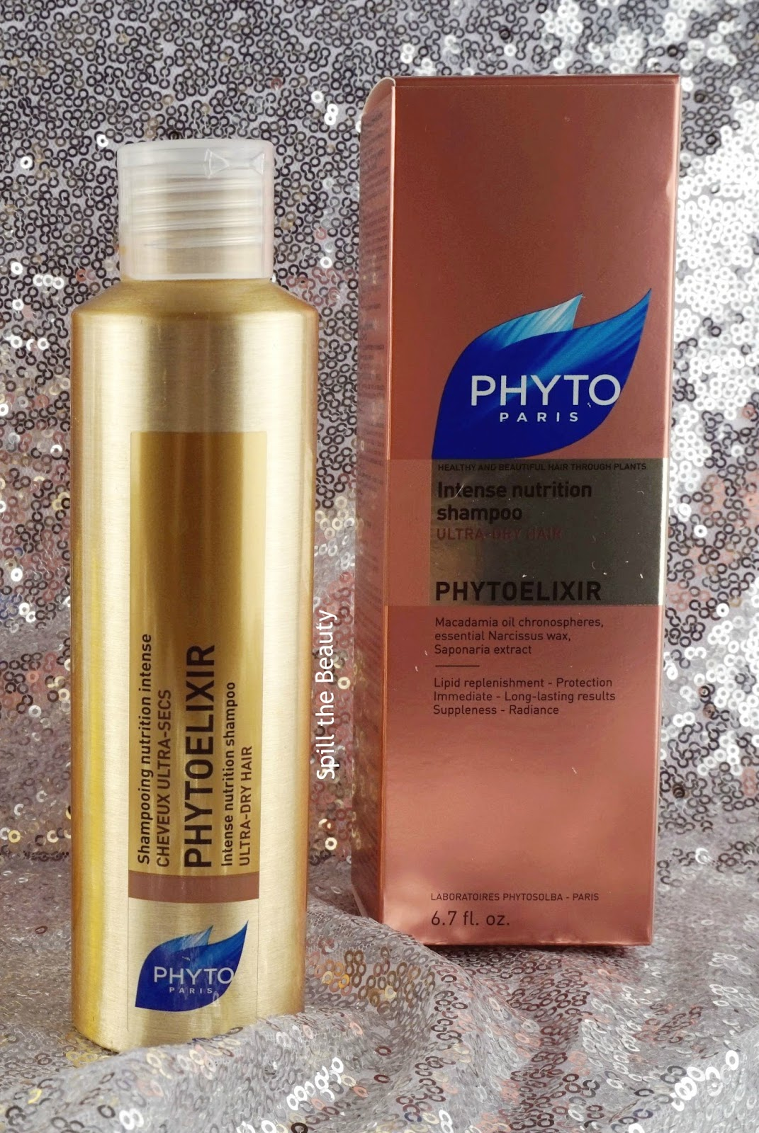 PHYTOELIXIR Intense Nutrition Subtle Oil Pre-Shampoo & Intense Nutrition Shampoo - Review
