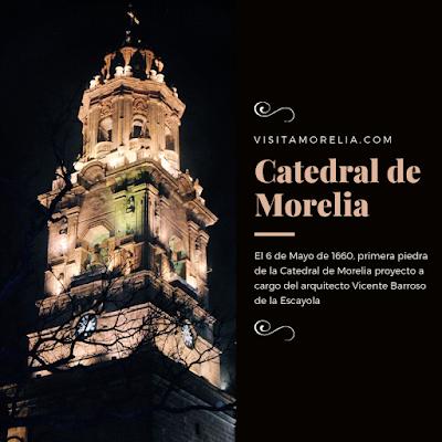 Catedral de Morelia   visitamorelia.com