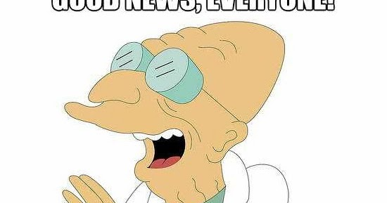 Happy Professor Farnsworth by zilmorph - Meme Center |Professor Farnsworth Meme Not Fair