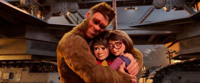 Imagen La familia Bigfoot