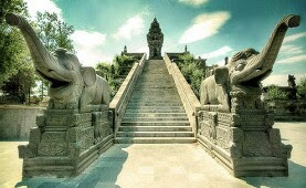 The Kingdom Of Ganesha, Taman Indonesia di Belgia