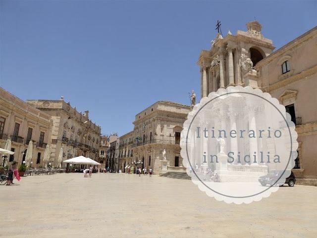 Itinerario nella Sicilia sud orientale: Ortigia