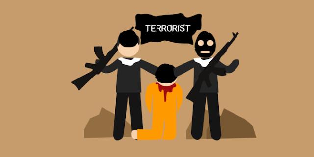 TERORIS DI UNITED KINGDOM MENINGKAT