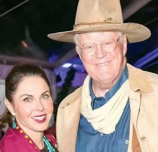 Liam's mom Bridget Rooney with her husband Bill William Koch