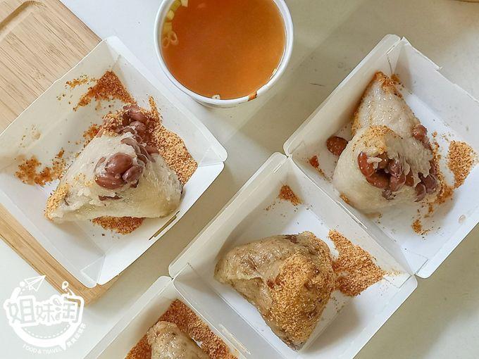 古早魂的肉粽店,真材實料,每口都吃得到端午的經典-余家肉粽