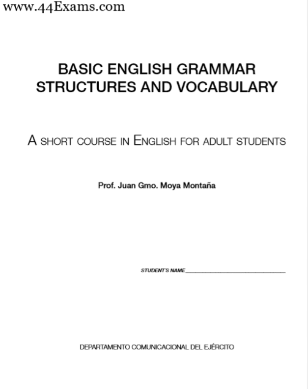 Basic-English-Grammar-Structures-and-Vocabulary-For-All-Competitive-Exam-PDF-Book