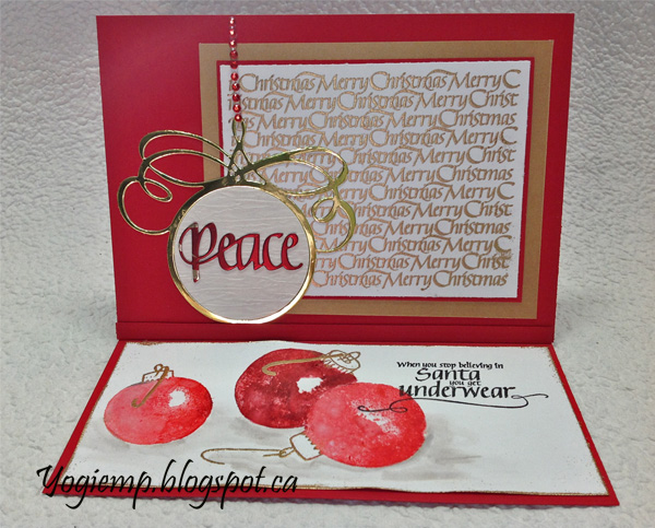 http://yogiemp.com/HP_cards/MiscChallenges/MiscChallenges2017/MCNov17_EaselXmasBalls_ECDPeace,FlourishedOrnament_WhenYouStopBelieving.html