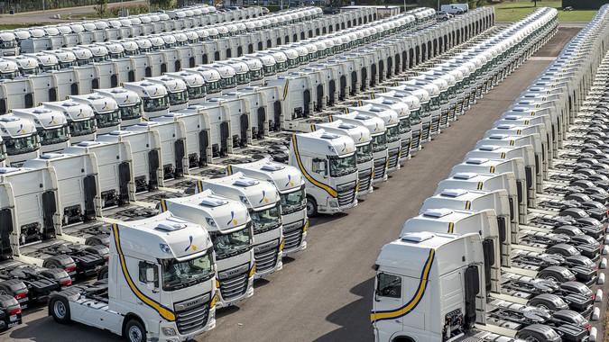 Grupo Primafrio compra 1.300 caminhões DAF XF 480