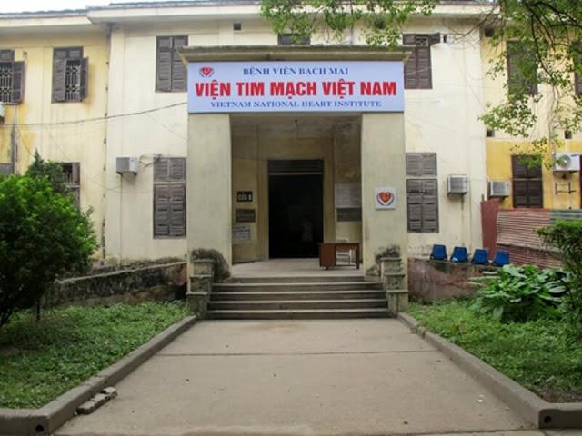Viện tim mạch trung ương Hà Nội