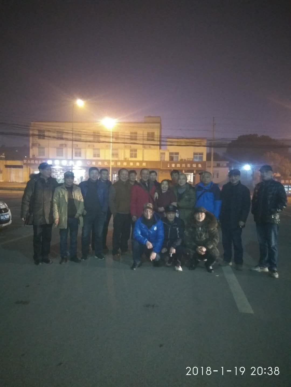 长沙退伍维权公民谢长祯被羁押四个多月后取保获释