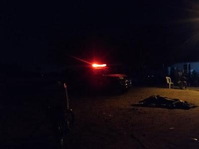 Em Delmiro Gouveia, homem é morto a tiros  durante festa de vaquejada