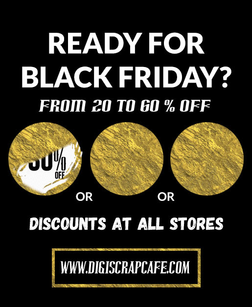 BLACK FRIDAY WEEKEND IN ALL STORES!