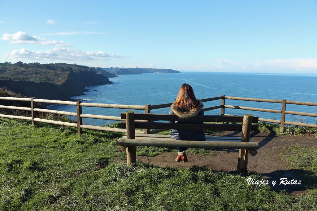 Faro de Lastres, Asturias