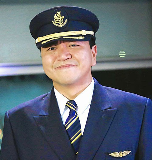 The First Good Filipino captain of Emirates A380