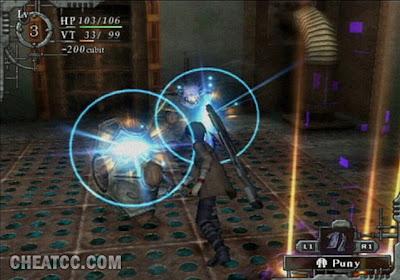 Baroque (PS2) 2008