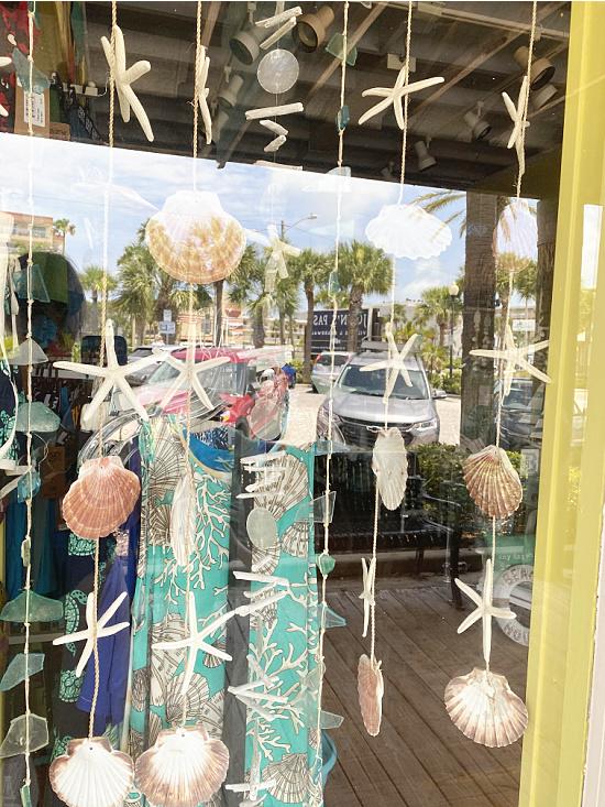 souvenir shop window