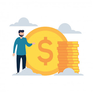 men and dollar