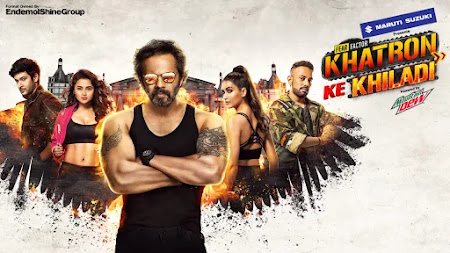 Poster Of Fear Factor Khatron Ke Khiladi Season 10 2020 Watch Online Free Download