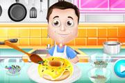 لعبة طبخ Crispy