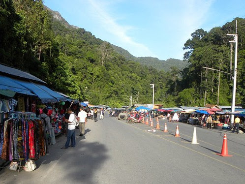 Impian yang belum tertunai : Kuala Perlis to Langkawi