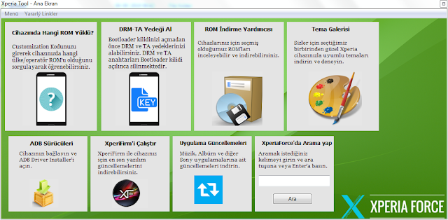 Xperia Tool - V1.6.5 Free Download || Special Tool For Sony Xperia