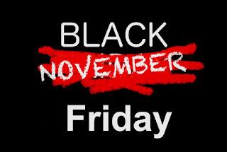 الجمعة السوداء Black Friday