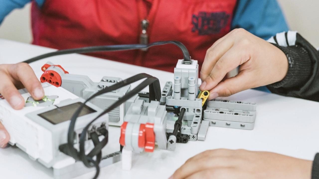 altas capacidades con robótica educativa