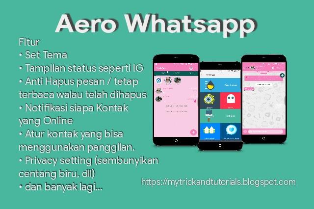 Download Aero Whatsapp terbaru dengan sejuta fitur keren ...