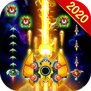 Game Space Hunter: The Revenge of Aliens on the Galaxy MOD UNLIMITED ENERGY