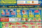 Katalog Promo Hypermart Weekend 29 Mei - 1 Juni 2020