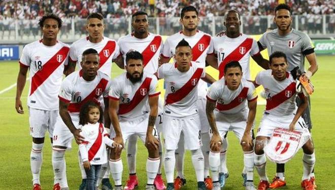 Peru Copa America 2019