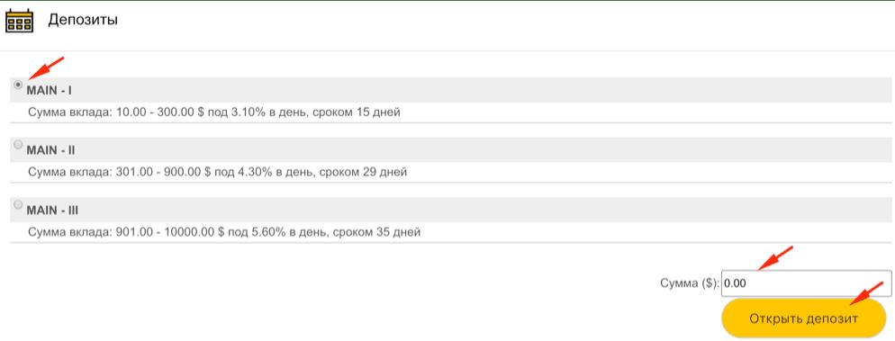 Регистрация в Liga Trade 6