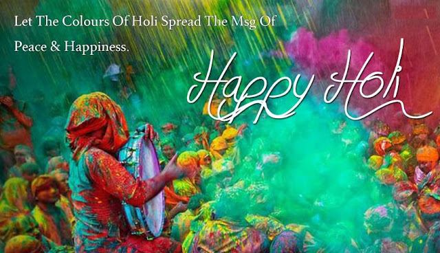 Latest Happy Holi Status for whatsapp