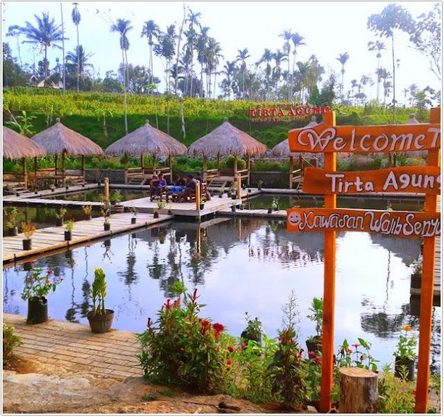 Tirta Agung;10 Top Destinasi Wisata Bondowoso;